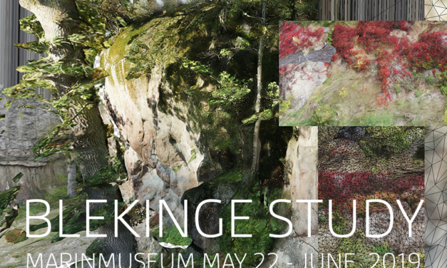 Blekinge Study – Changing Climates – An Exhibition of Reflection