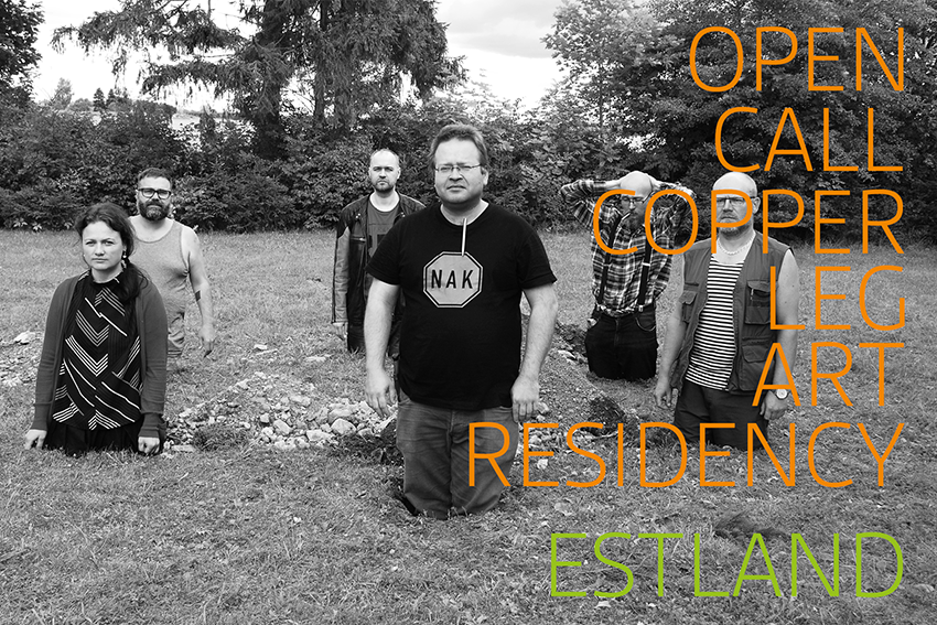 OPEN CALL – COPPER LEG ART RESIDENCY
